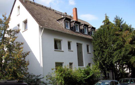 Sechziger Jahre Bau in Sachsenhausen