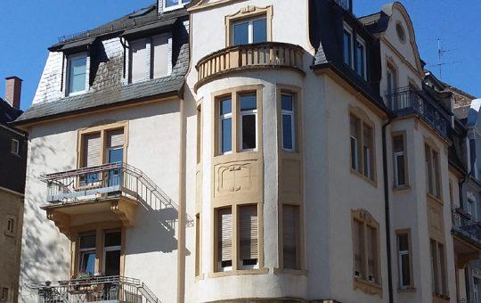 Altbau im Malerviertel Frankfurt am Main