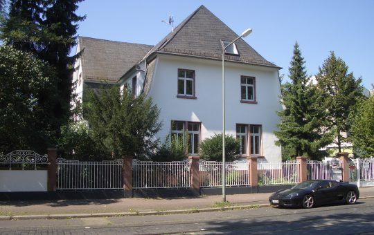Altbauvilla in Sachsenhausen