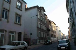 Nordend, nähe Berger Straße